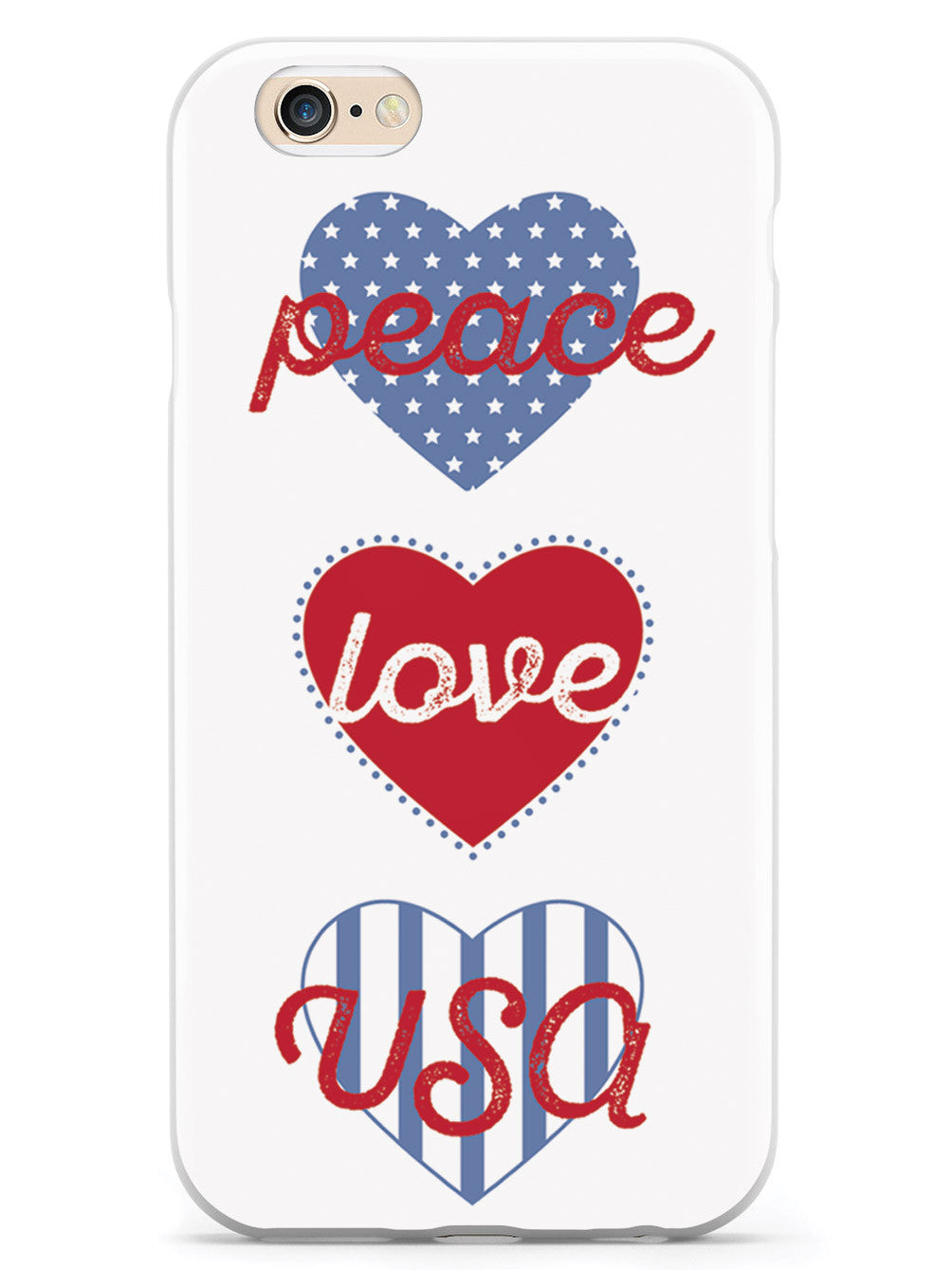 Peace Love USA Case