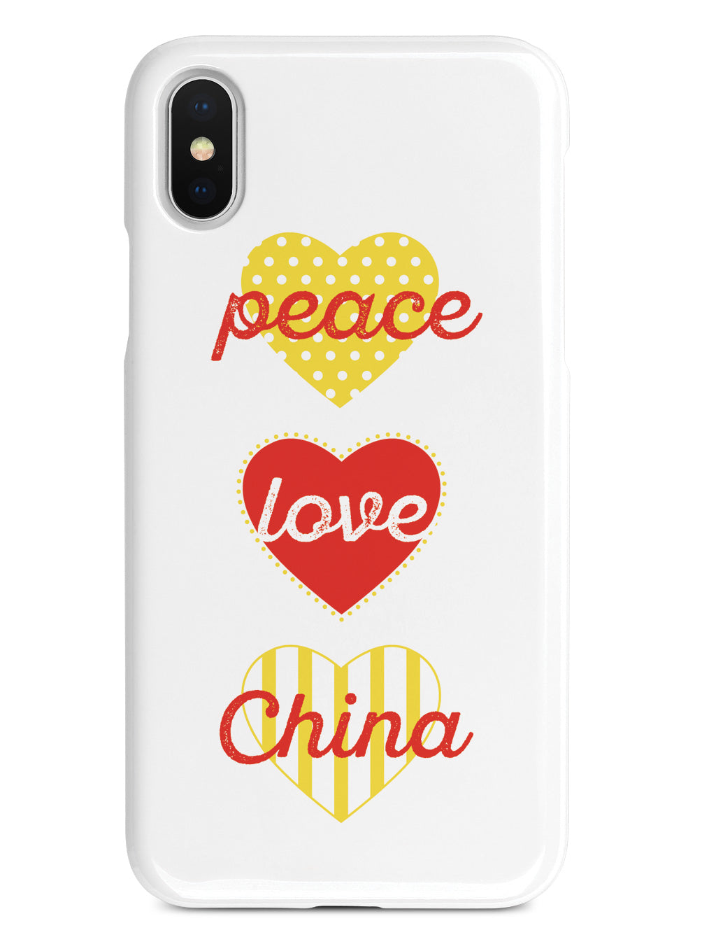 Peace Love China Case