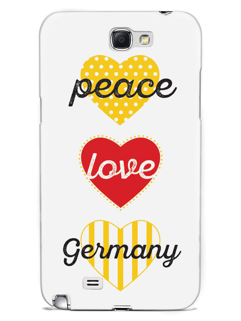 Peace Love Germany Case