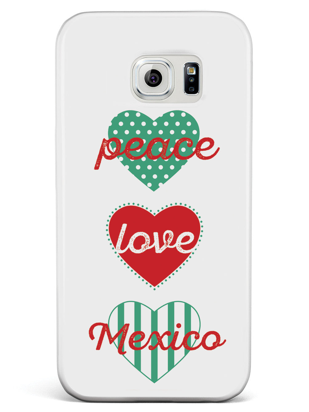 Peace Love Mexico Case