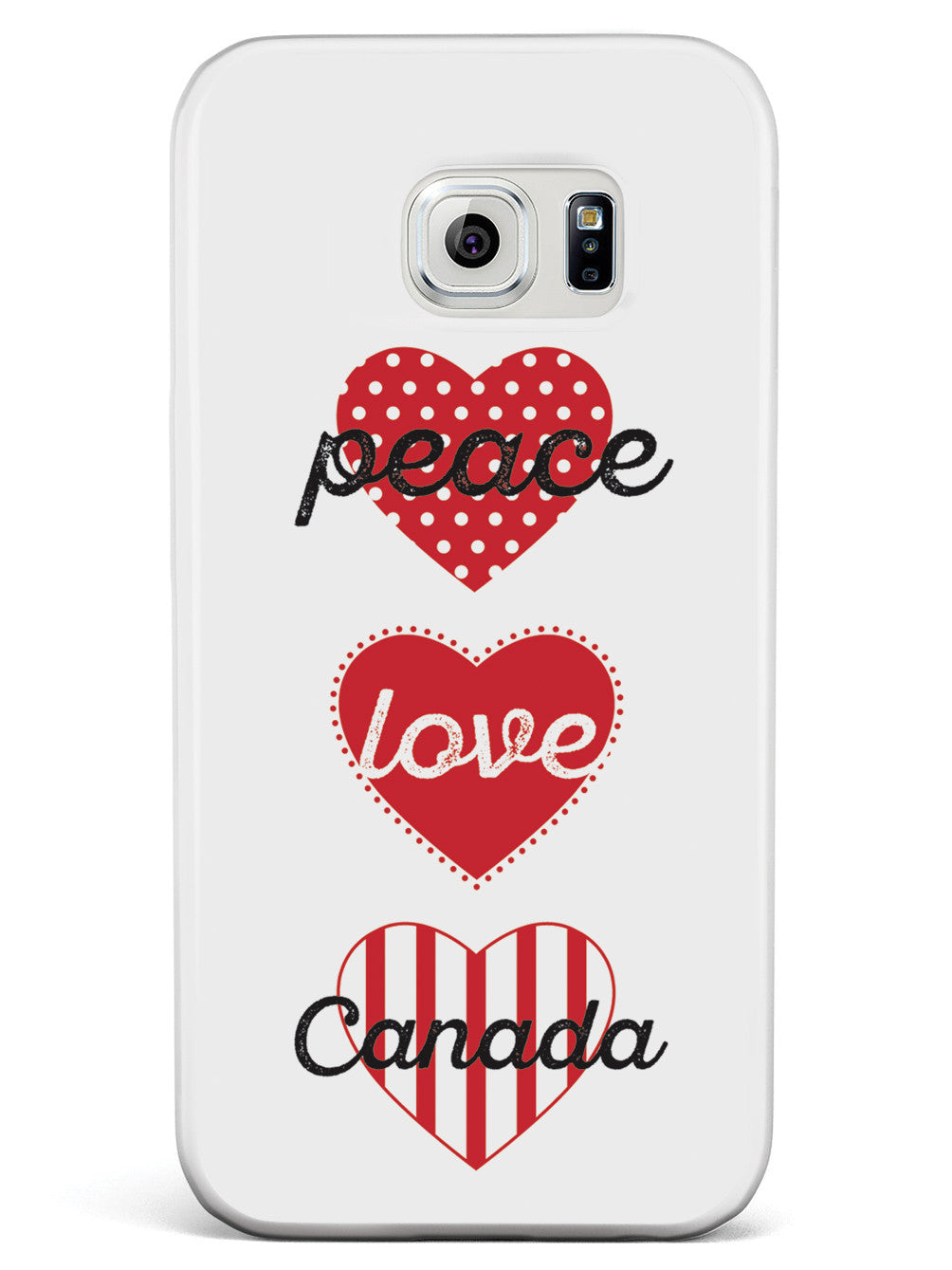 Peace Love Canada Case