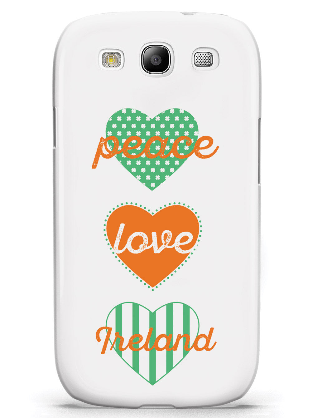 Peace Love Ireland Case