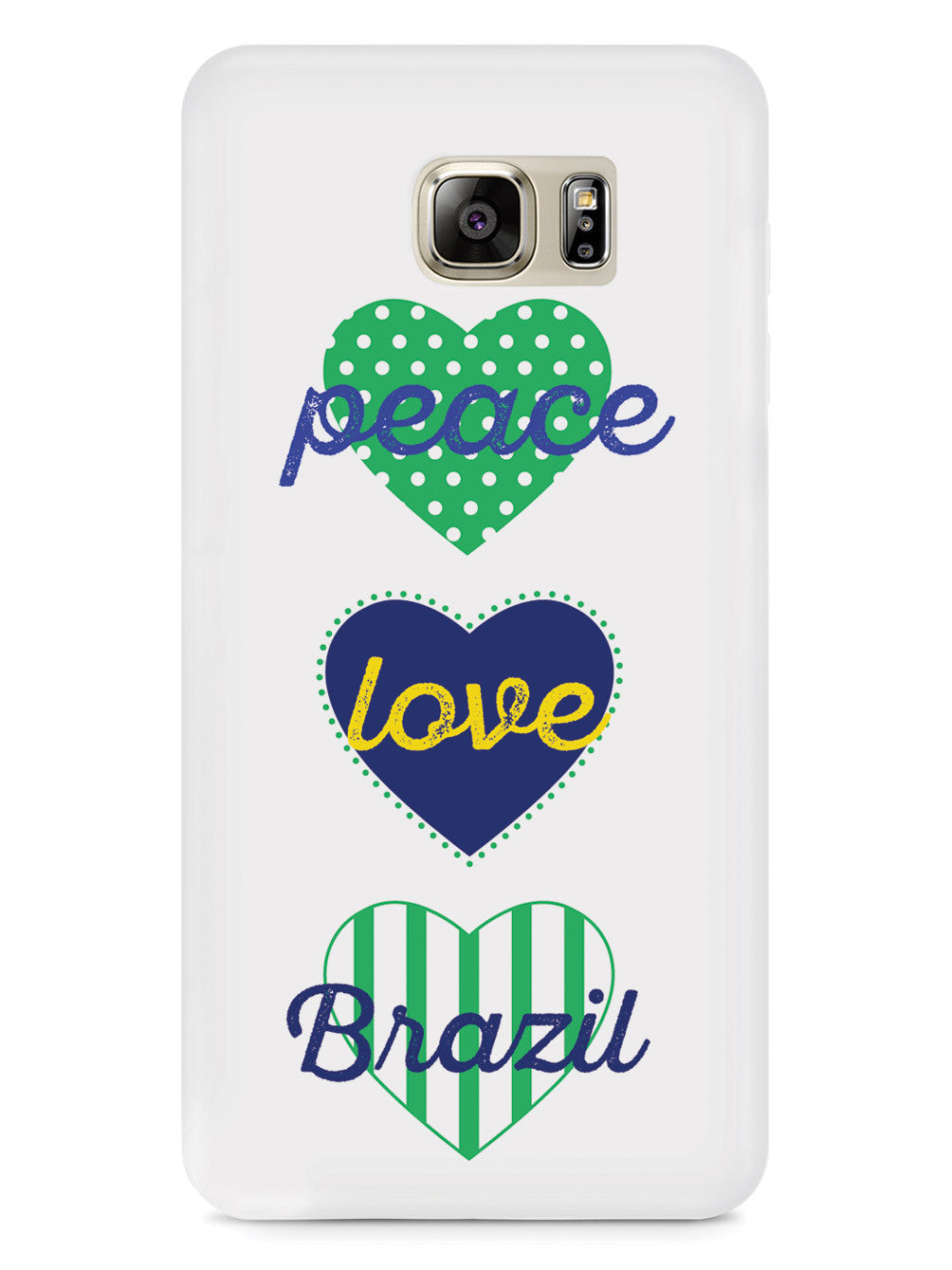 Peace Love Brazil Case