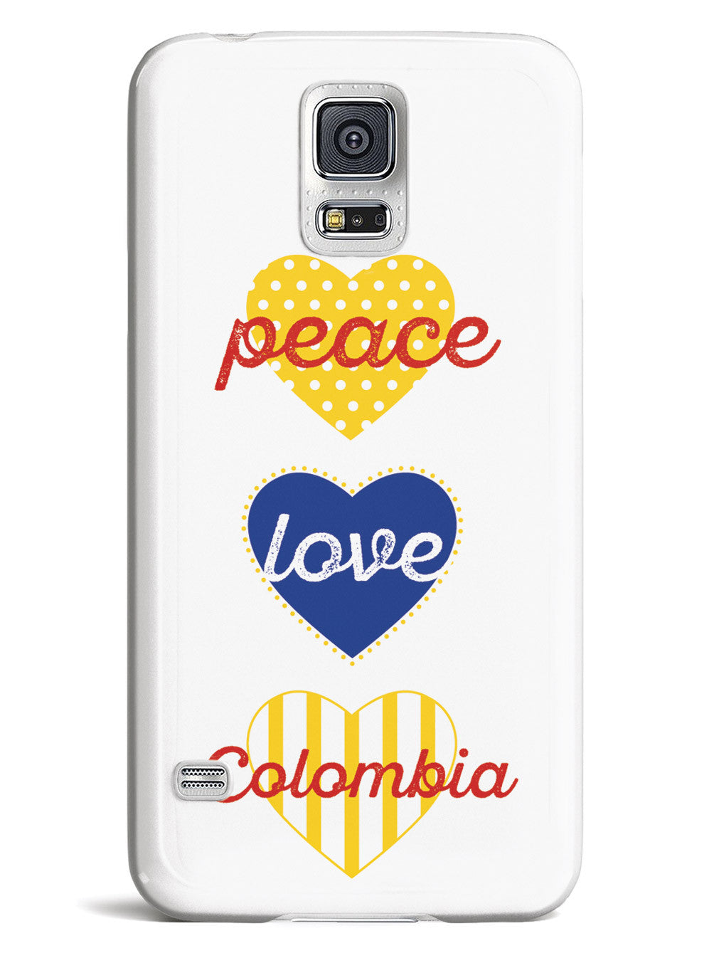Peace Love Colombia Case