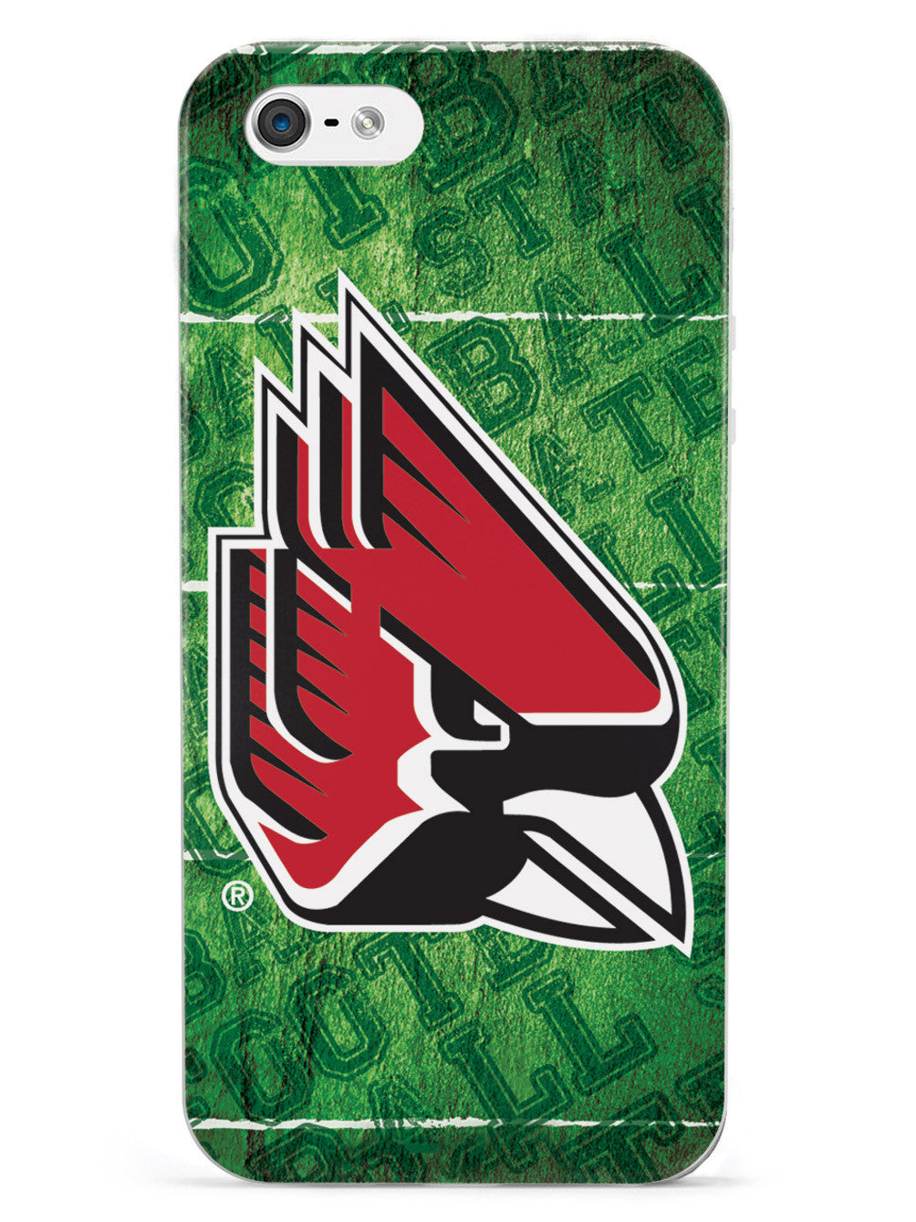 Ball State University Cardinals - Football Case
