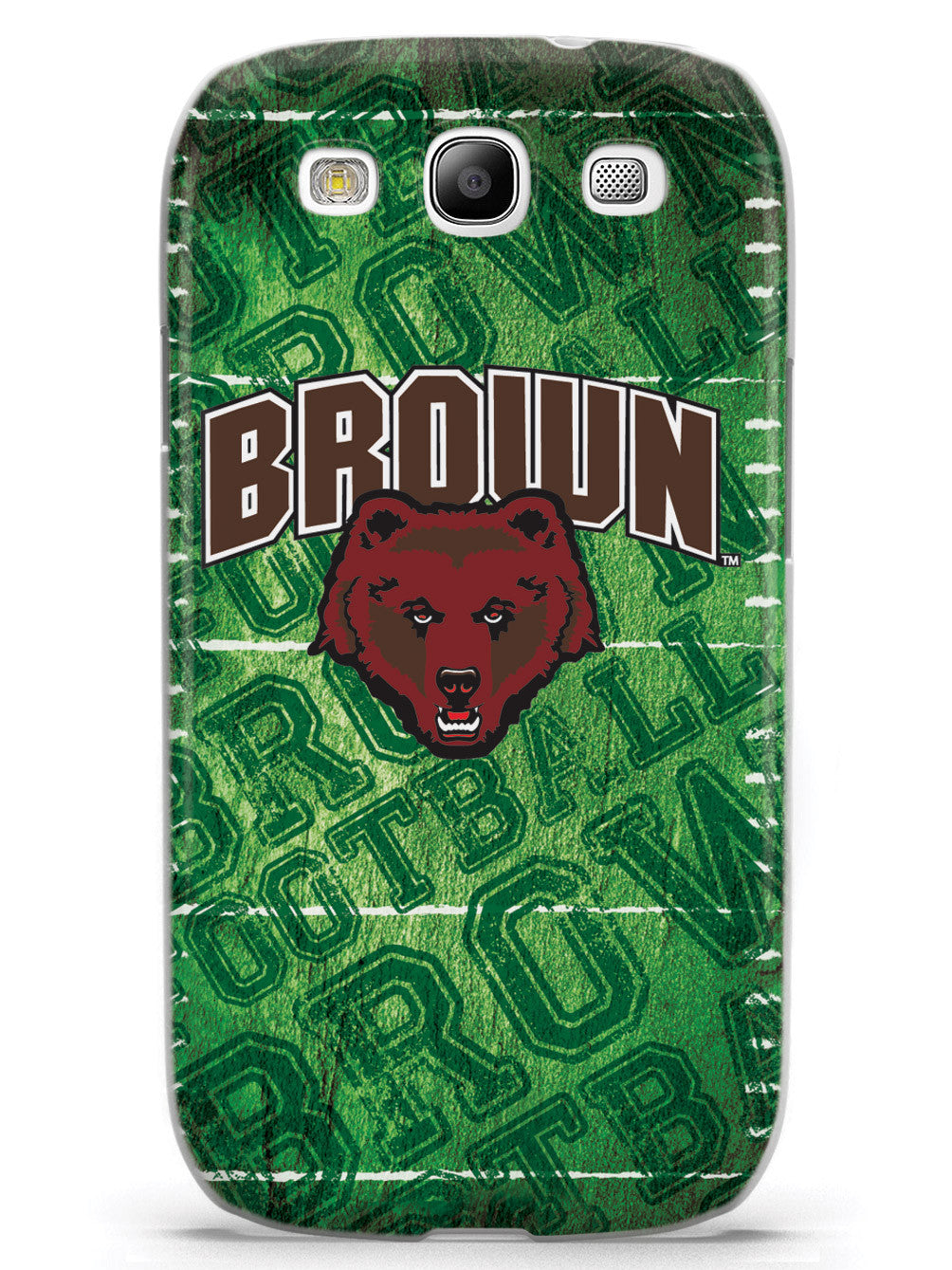 Brown University Bears - Football Case