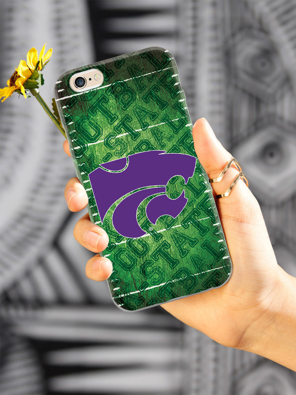 Kansas State University Wildcats - Football Case