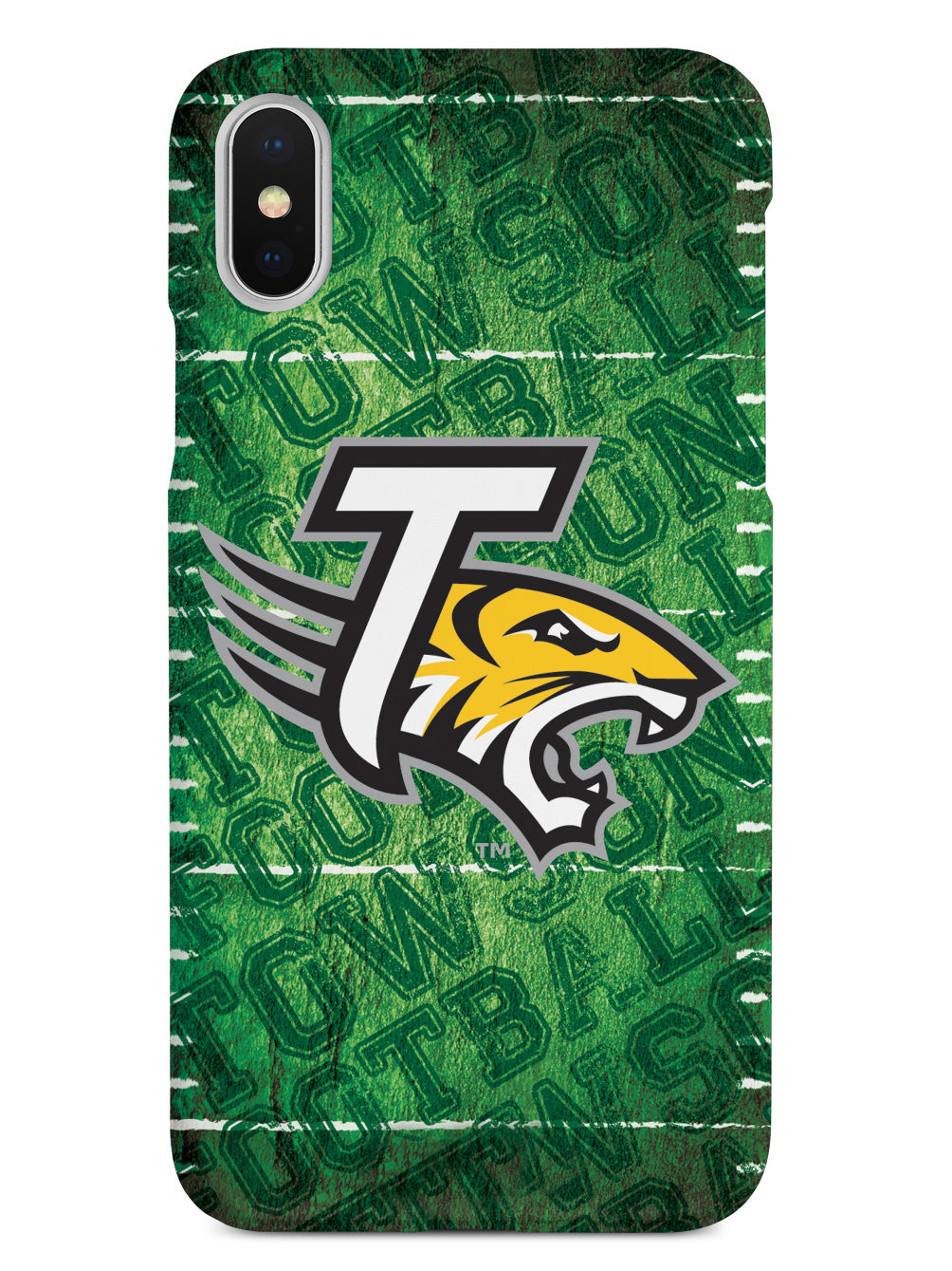 Towson University Tigers - Football Case