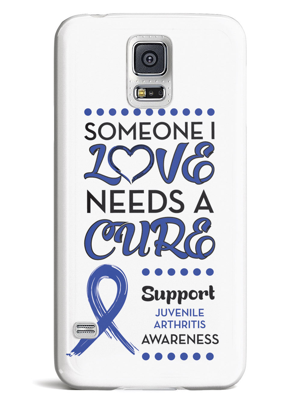 Juvenile Arthritis - Someone I Love Case