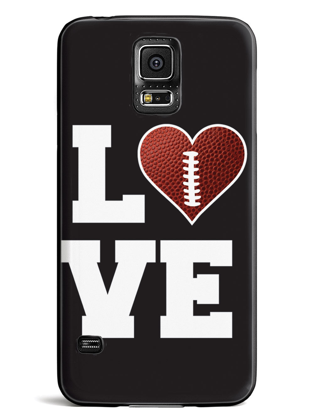 LOVE Football Case