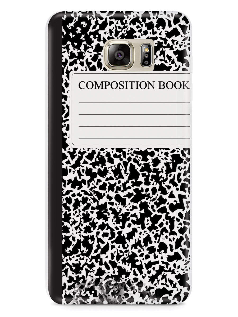 Composition Notebook Case