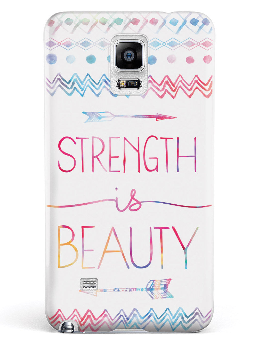 Strength Is Beauty Case