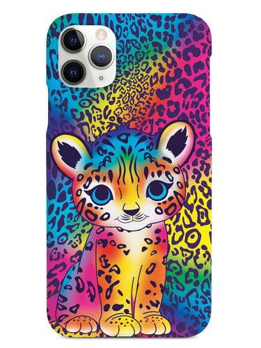 Bright and Colorful Leopard Case