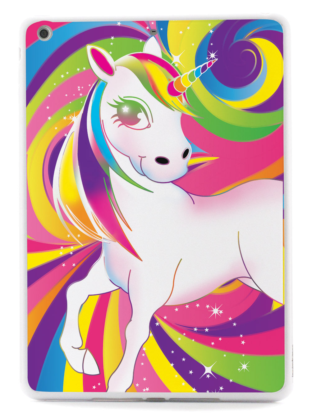 Rainbow Unicorn Swirls Case