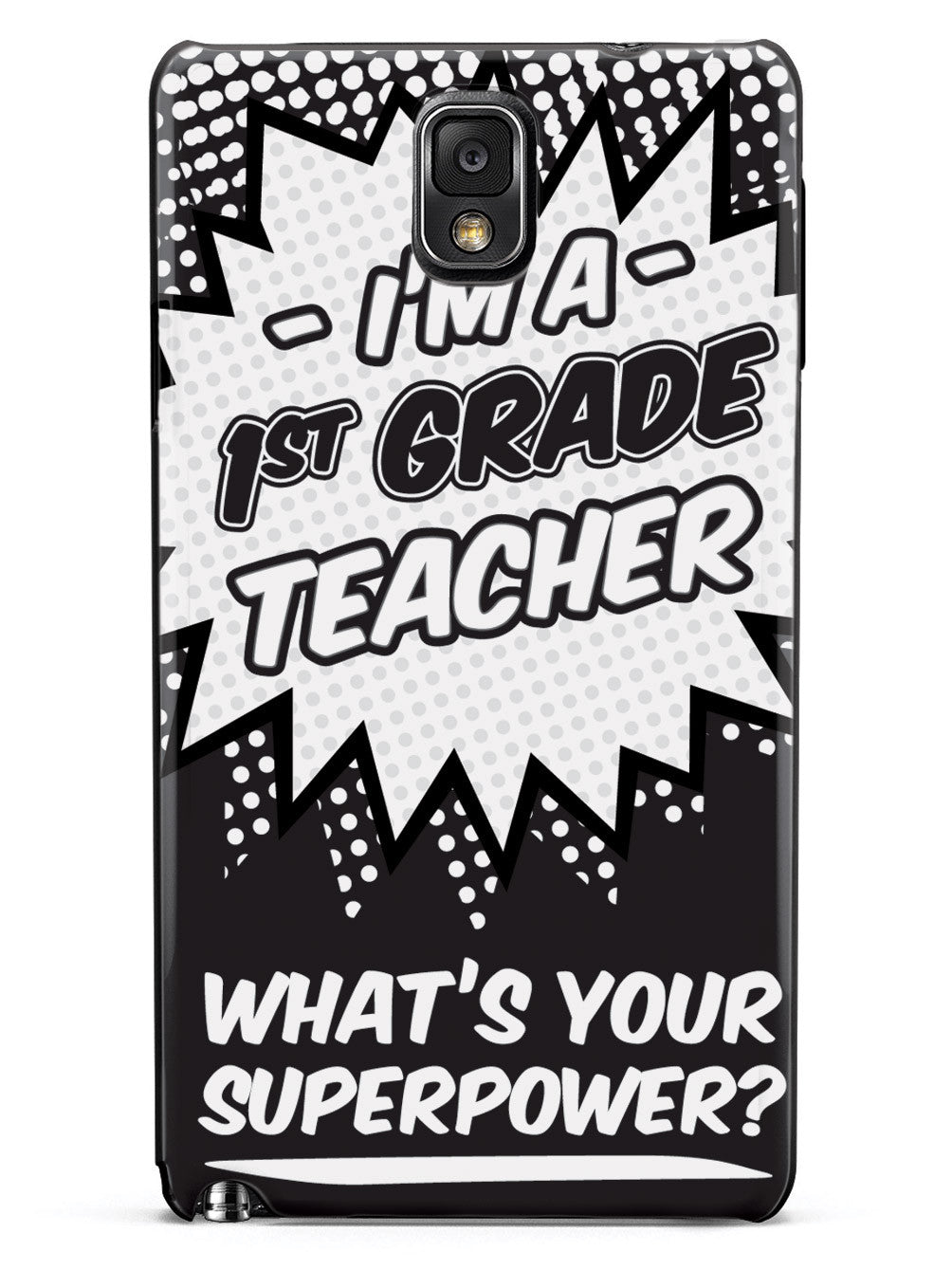 1st Grade Teacher - What's Your Superpower? Case