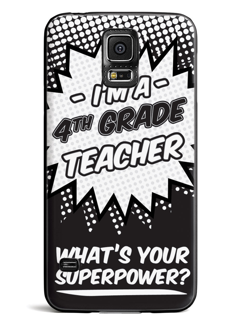 4th Grade Teacher - What's Your Superpower? Case