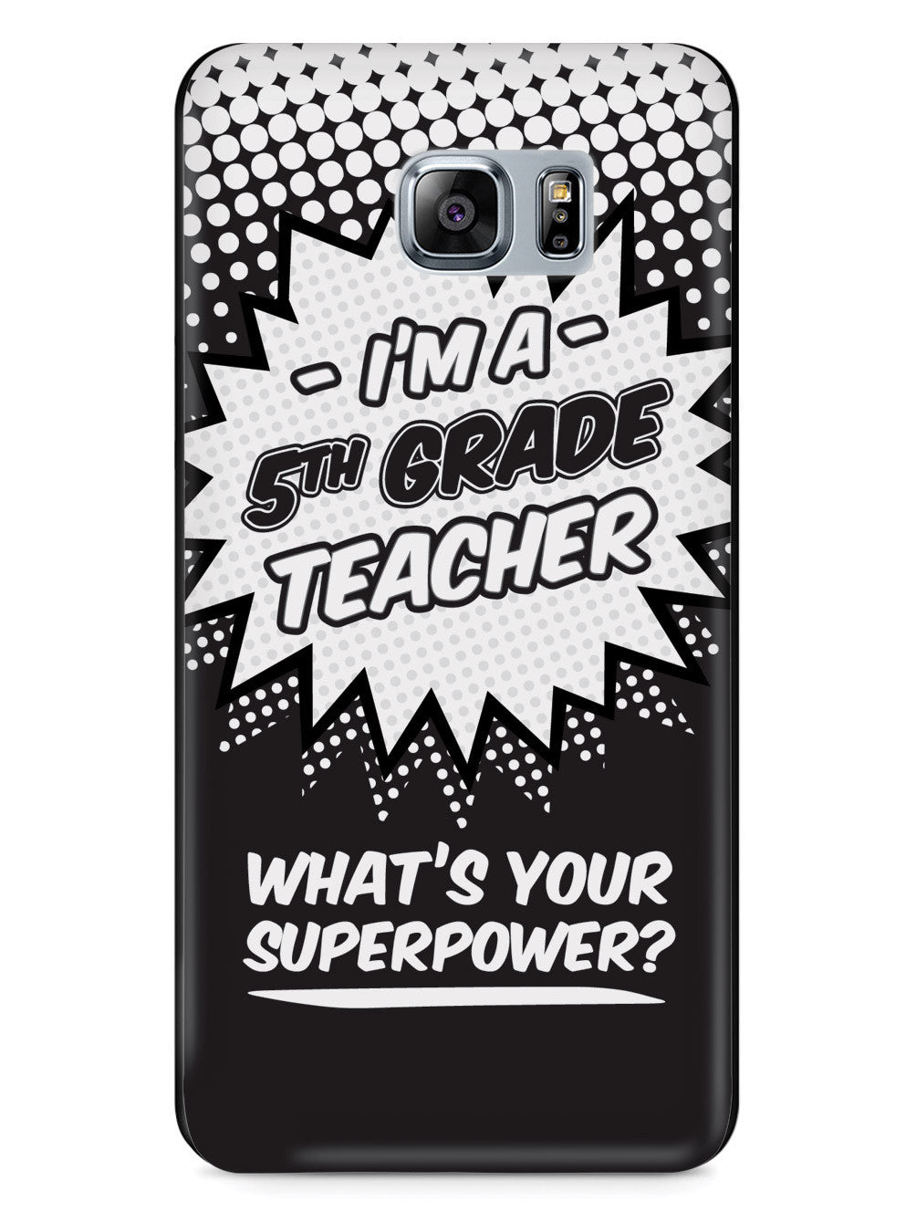 5th Grade Teacher - What's Your Superpower? Case