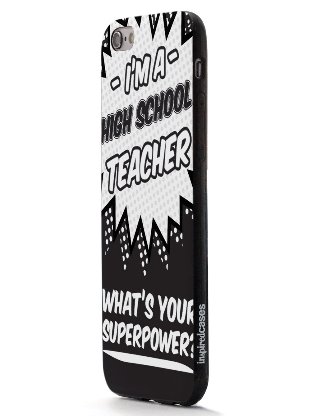 High School Teacher - What's Your Superpower? Case