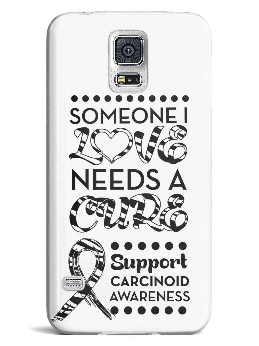 Carcinoid - Someone I Love Case