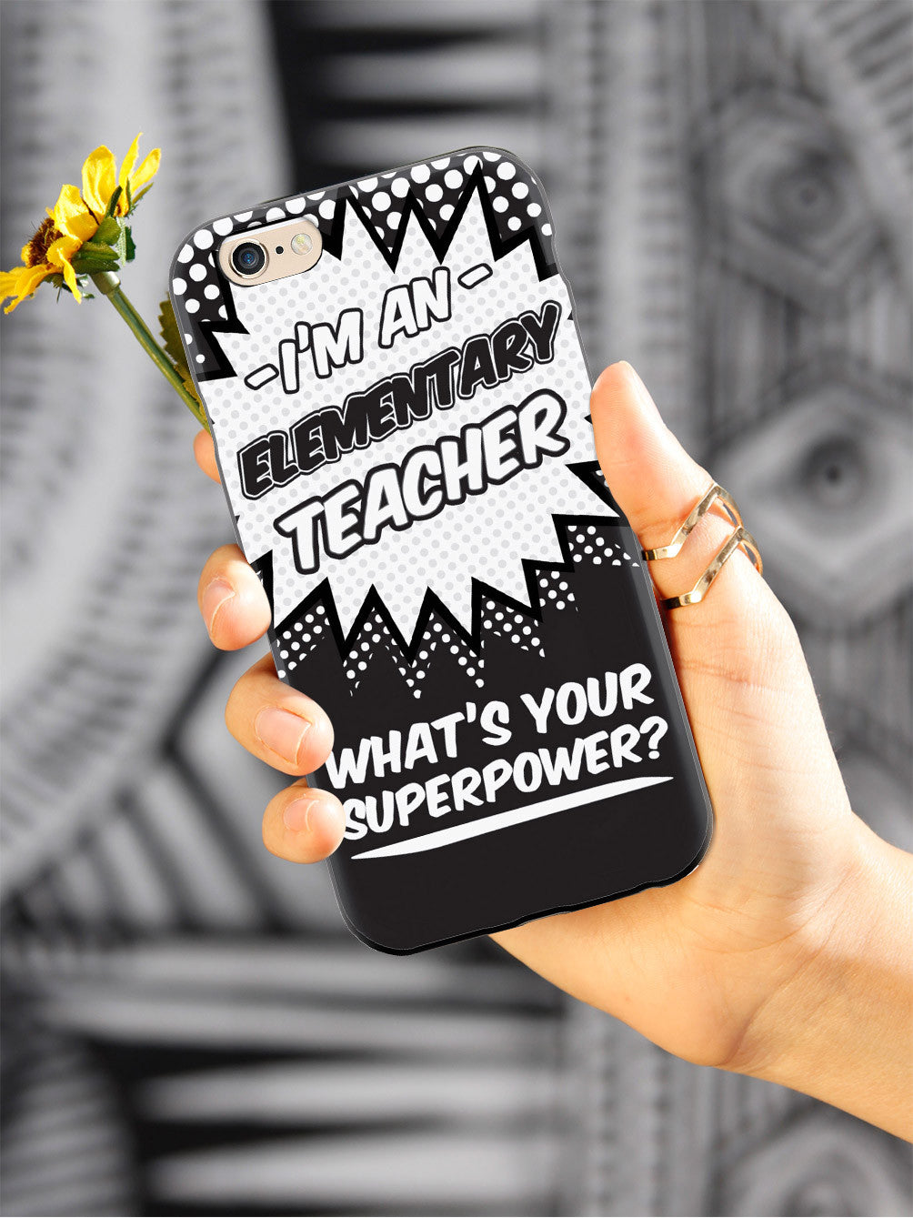 Elementary School Teacher - What's Your Superpower? Case