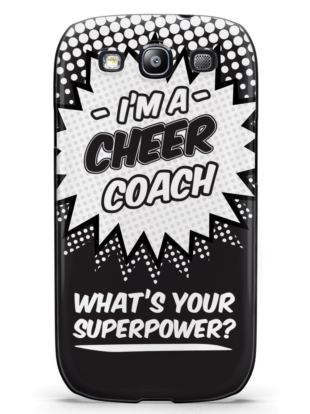 Cheer Coach - What's Your Superpower? Case