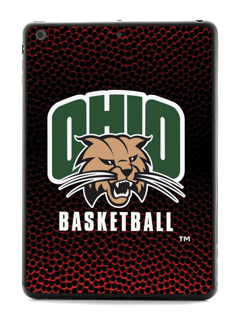 Ohio University - Textured Basketball Case