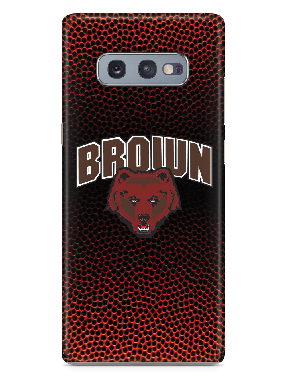 Brown University - Textured Basketball Case