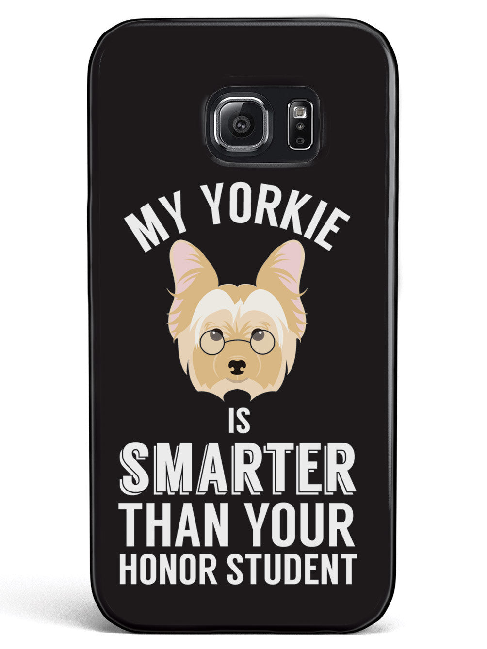 Smarter Than Your Honor Student - Yorkie Case