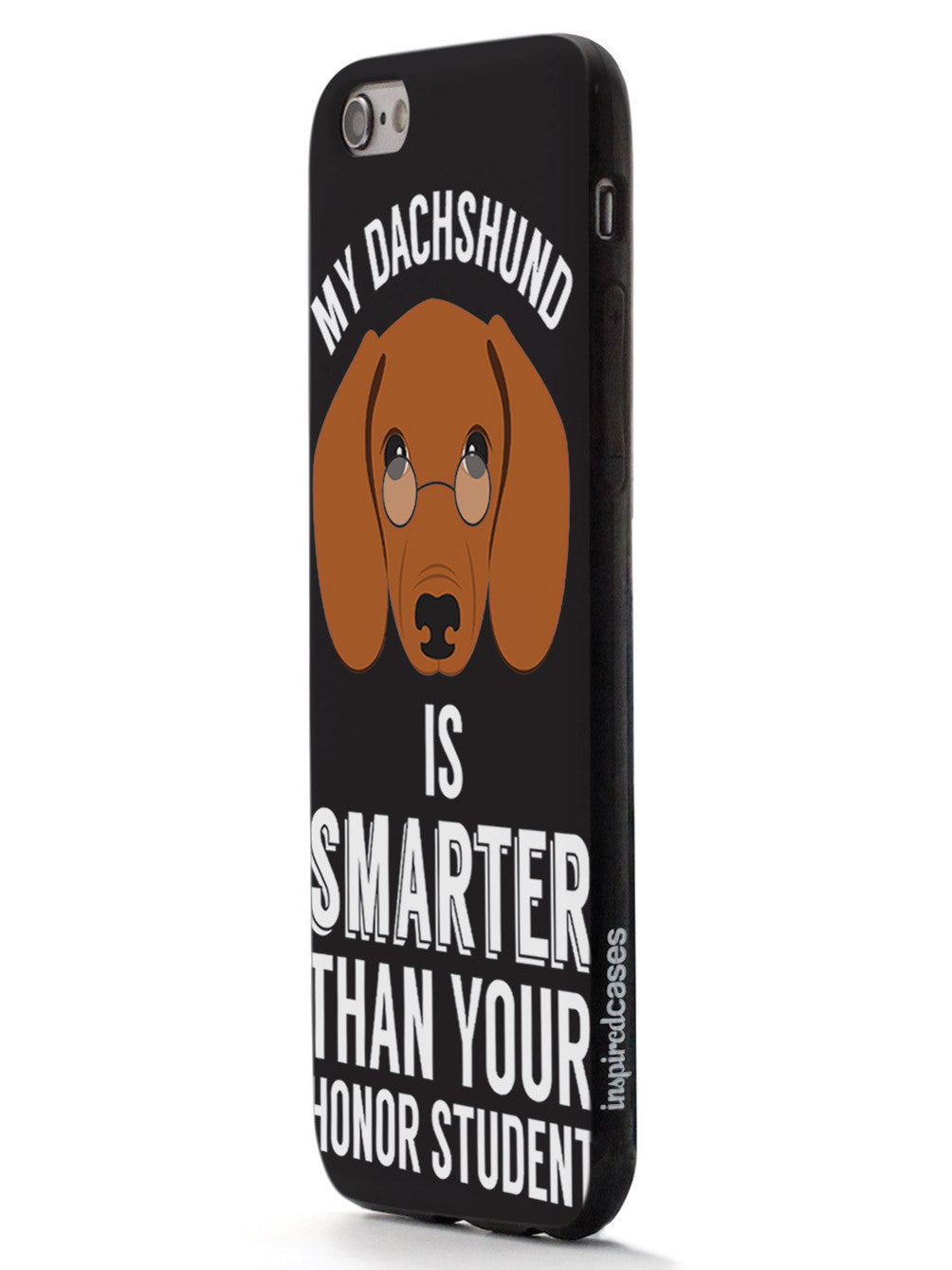 Smarter Than Your Honor Student - Dachshund Case
