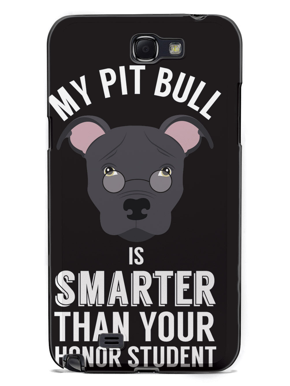 Smarter Than Your Honor Student - Pitbull Case