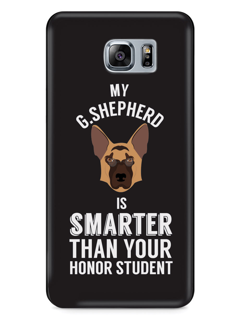 Smarter Than Your Honor Student - German Shepherd Case