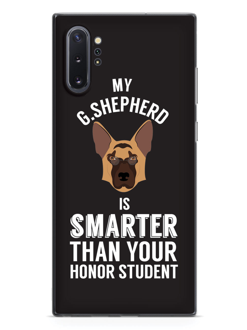 My Australian Cattle Dog Is Smarter Than Your Honor Student License Plate Frame