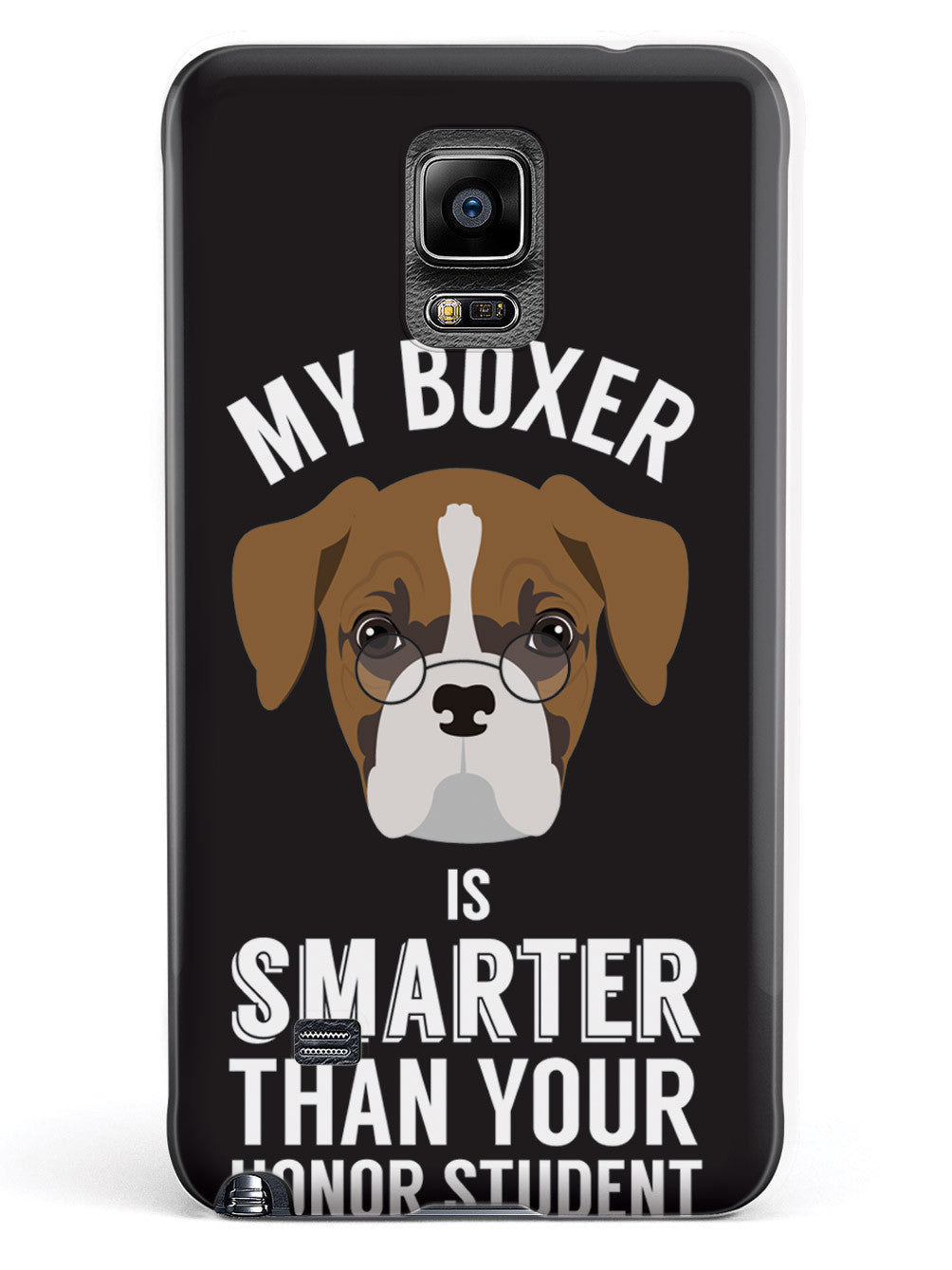 Smarter Than Your Honor Student - Boxer Case