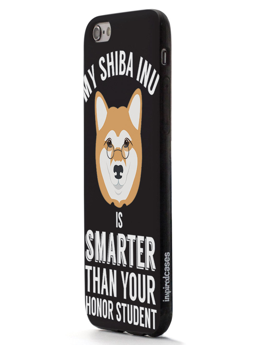 Smarter Than Your Honor Student - Shiba Inu Case
