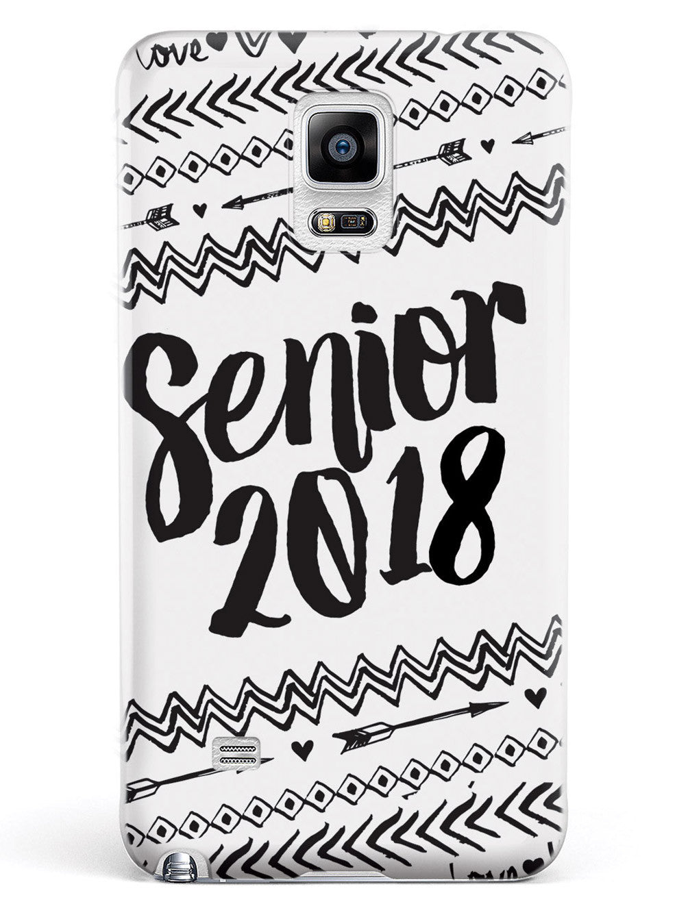 Senior 2018 - Black Case