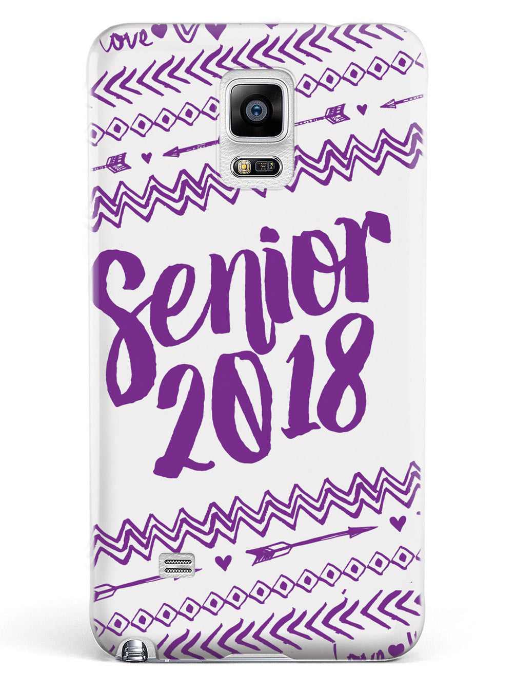Senior 2018 - Purple Case