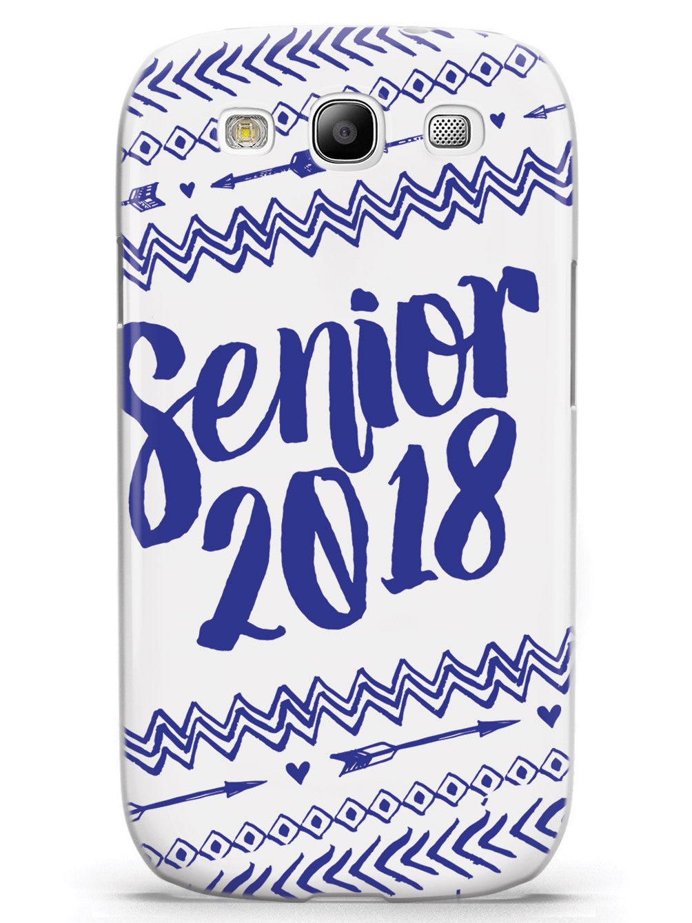 Senior 2018 - Blue Case