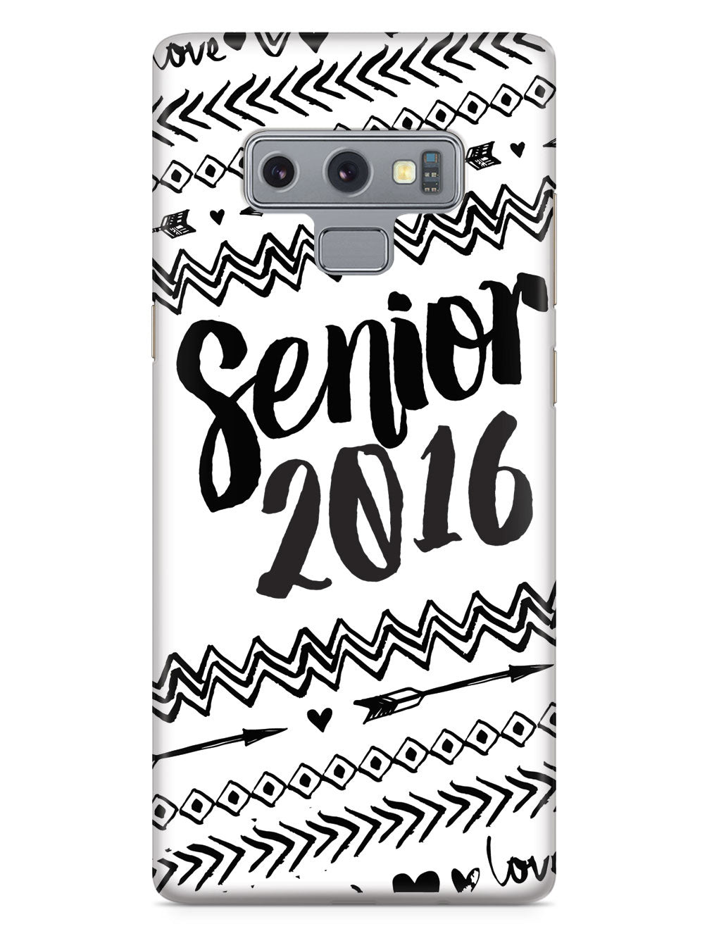 Senior 2016 - Black Case
