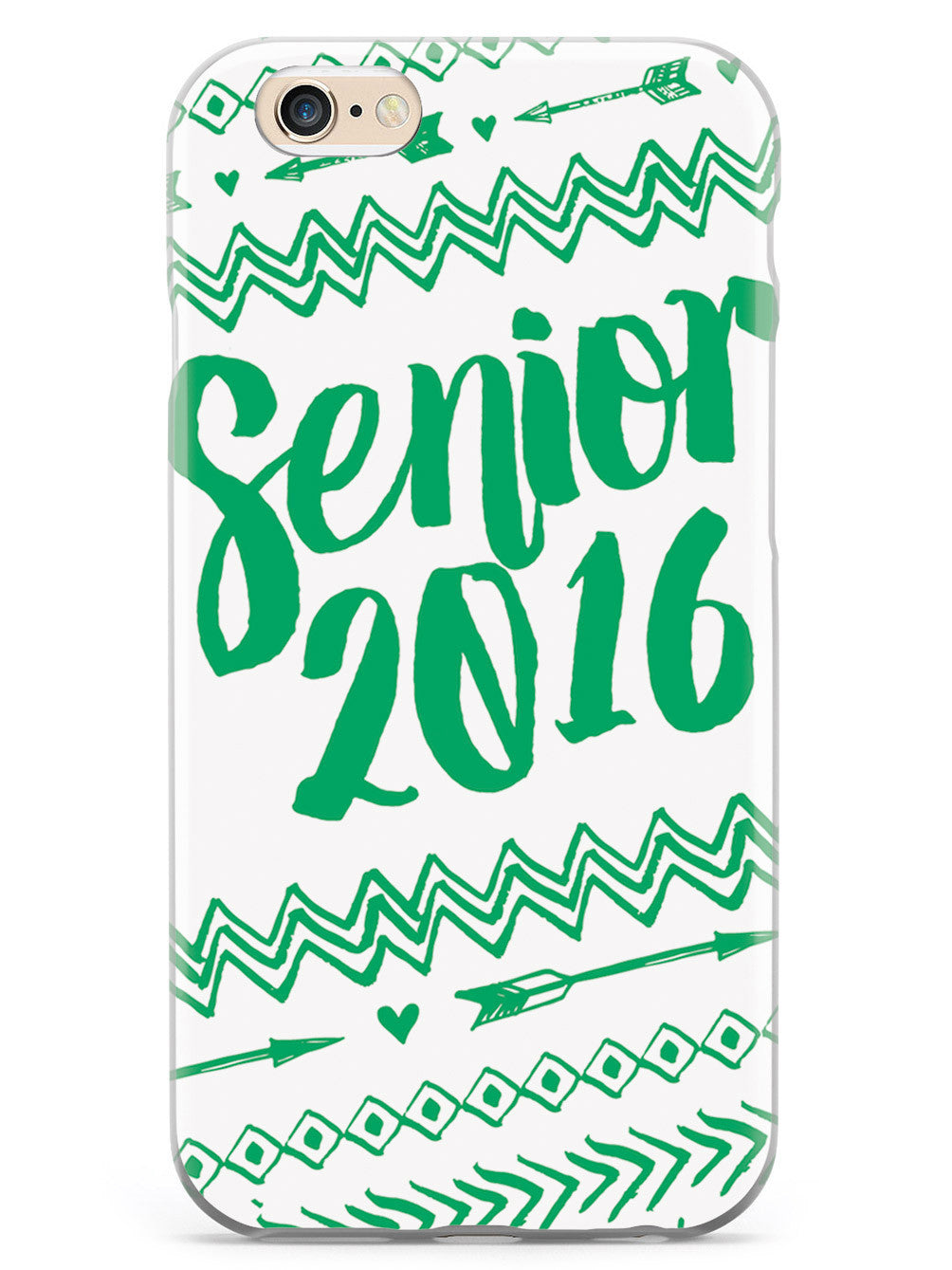 Senior 2016 - Green Case
