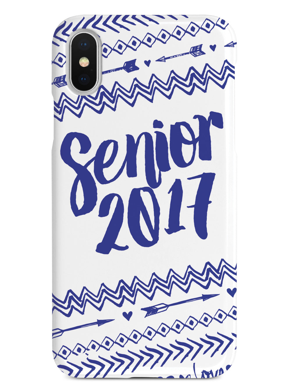 Senior 2017 - Blue Case