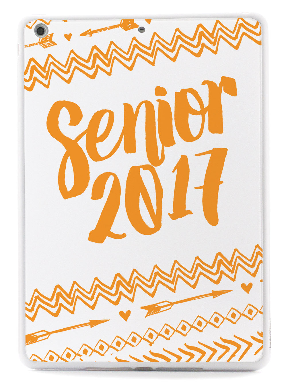 Senior 2017 - Orange Case
