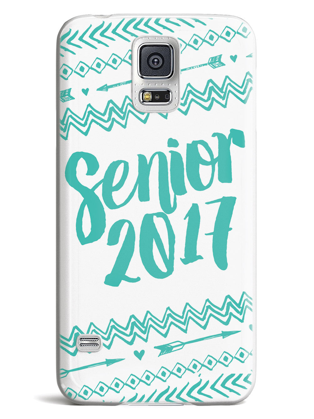 Senior 2017 - Teal Case