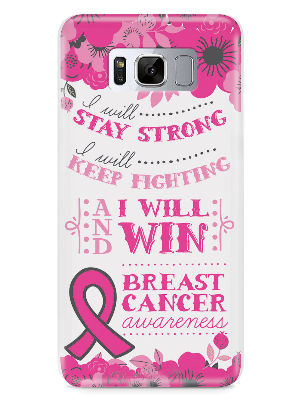 I Will Win - Breast Cancer Awareness Case