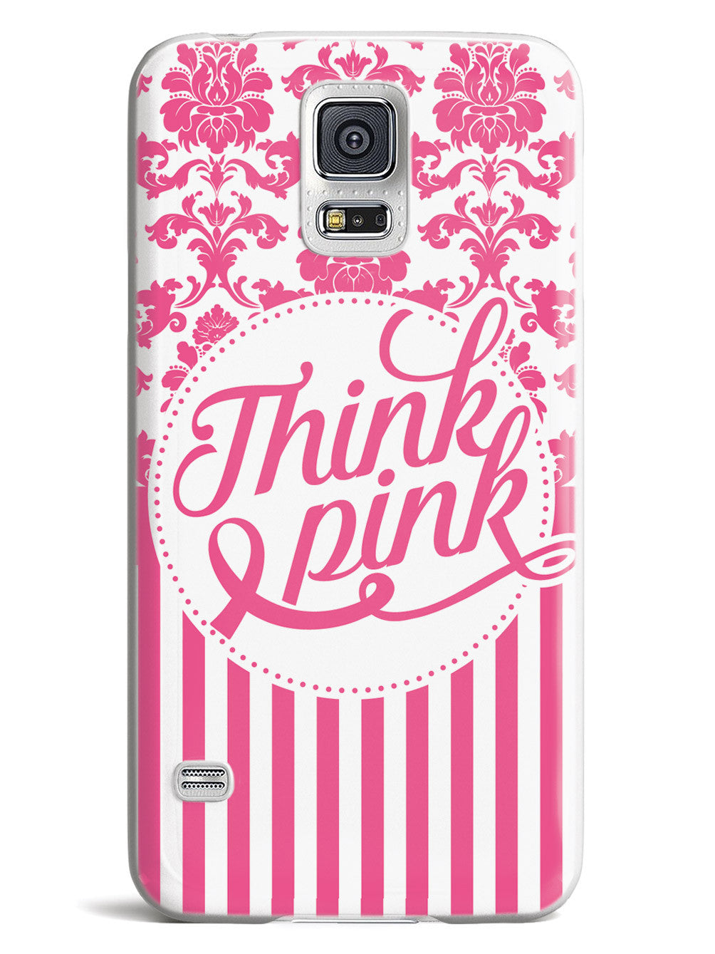 Think Pink - Breast Cancer Awareness Case