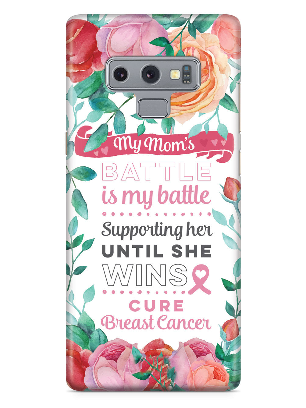 My Mom's Battle - Breast Cancer Awareness Case