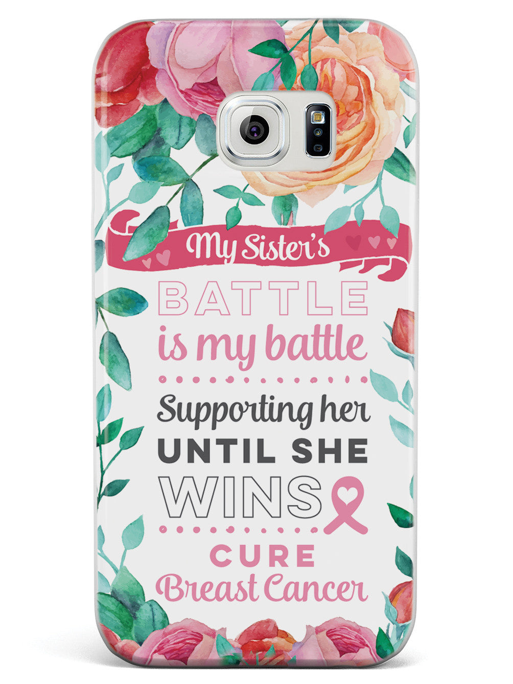 My Sister's Battle - Breast Cancer Awareness Case