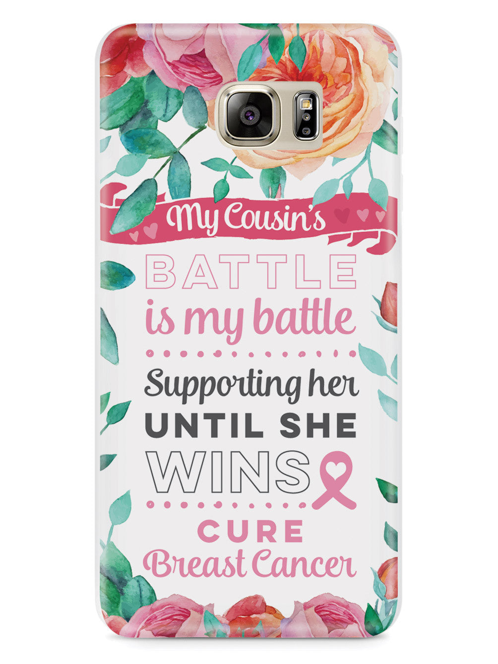 My Cousin's Battle (Female) - Breast Cancer Awareness Case