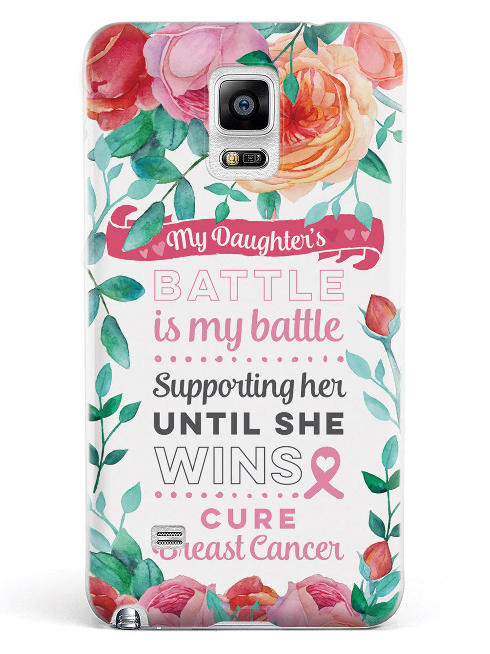 My Daughter's Battle - Breast Cancer Awareness Case