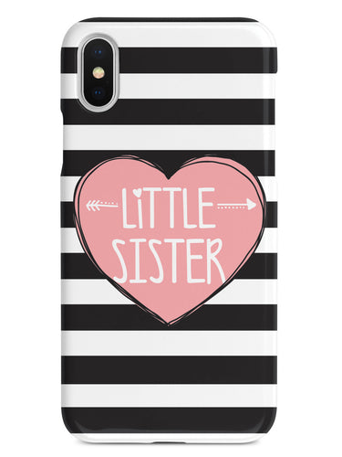 Sisterly Love - Little Sister - Stripes Case
