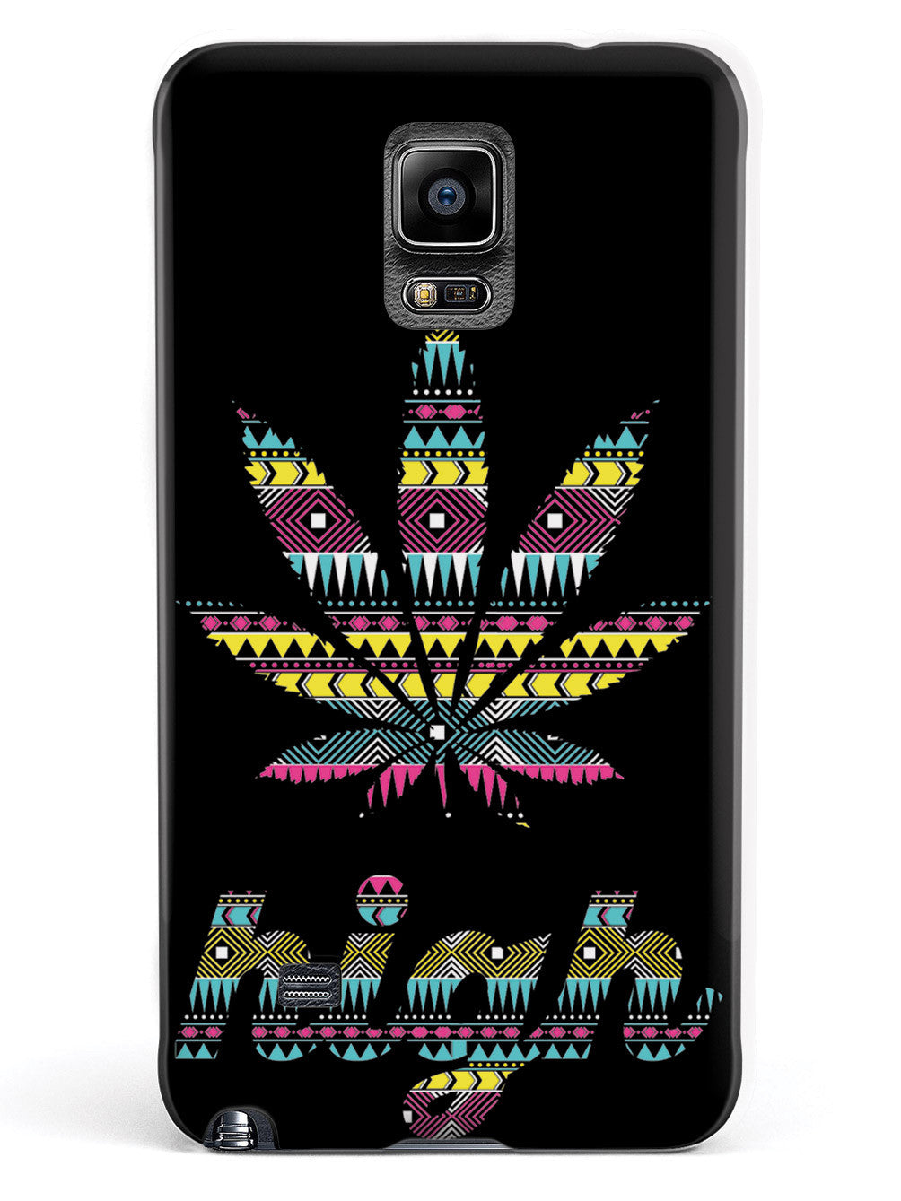 High - Colorful Aztec Pattern Case